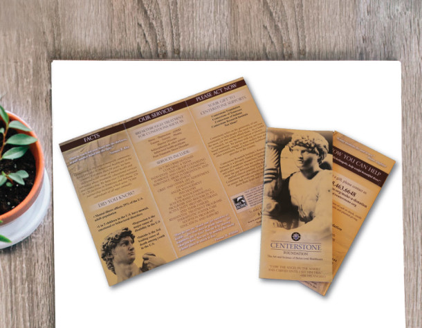 Cornerstone Brochure – Nashville, TN