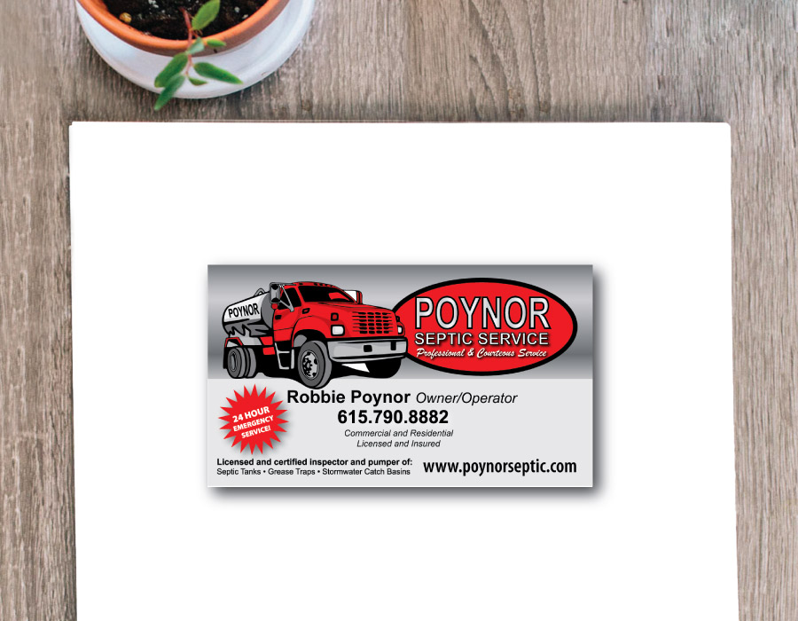 Small Business Card – Franklin, TN